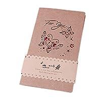 3dステレオグリーティングカード古典的な手作りのグリーティングカード誕生日の結婚式クリスマス先生の日母の日バレンタインデーの贈り物名刺,100