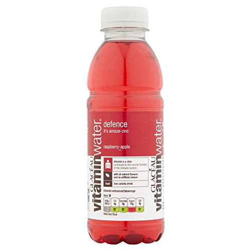 Glacéau Vitaminwater Defence 500 ml (Pack of 12)