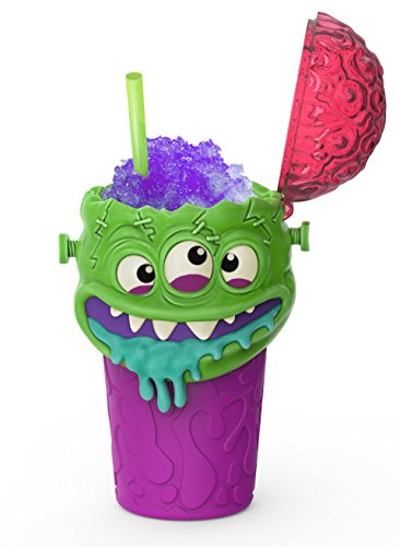 Slush Ice Maker | Monster Slush Ice Becher 240ml | Alternative zur Slush Maschine | Einfach Eis selber machen | Slushy Maker Becher