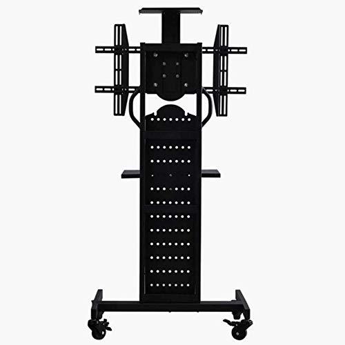 Swivel Table Top TV Stand For 32-70 LED OLED Kabel Curved Screens hoogte verstelbaar, stevige en solide, met ingebouwde Brake, tot 70kg