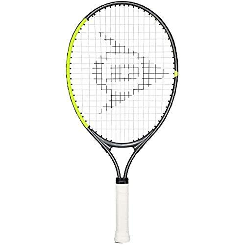 Dunlop 677444 Racchetta da Tennis Junior Cv Team Jnr 23 G00, 58,5 x 26 x 1,9 cm