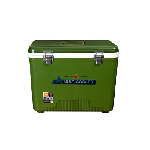 WFT Multicooler 28L green Kühlbox
