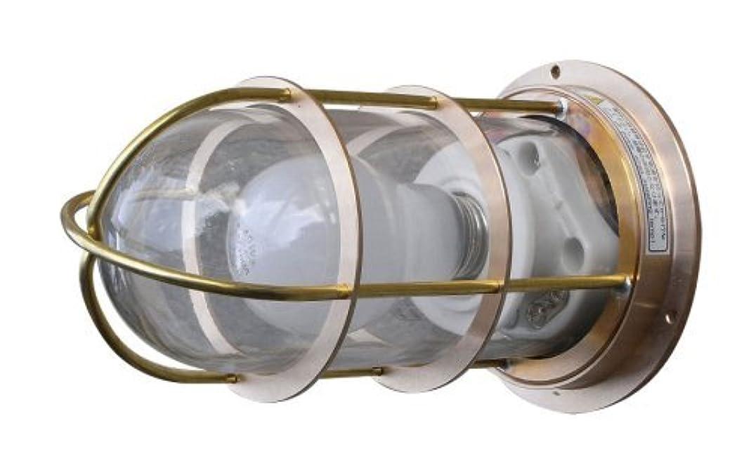 拷問移行するより多いマリンランプ1号デッキライト ゴールド 船舶照明