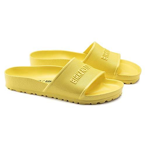 Birkenstock Barbados, Sandalia Mujer, Vibrant Yellow, 36 EU