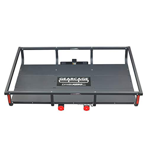 Let's Go Aero H01380 GearCage Hitch Rack (FP4 Slideout 48in x 32in x 7in)