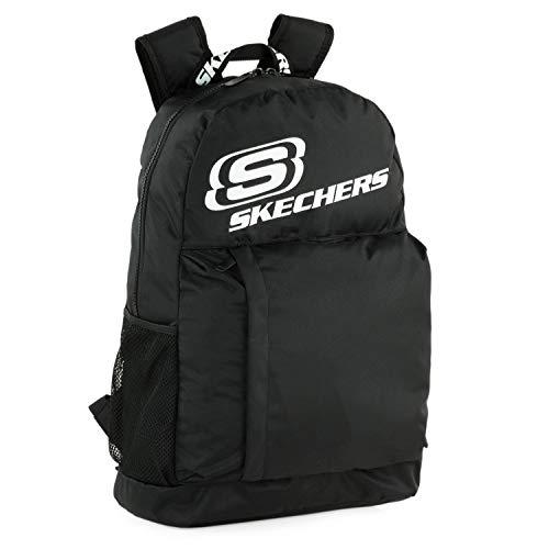 SKECHERS - Schulrucksack. Leicht und praktisch. Perfekt für den täglichen Gebrauch. Praktischer, komfortabler und vielseitiger S929, Color Schwarz