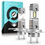 KOYOSO Lampadine H7 LED per Auto, 3800LM 48W LED Abbagliante, Anabbagliante e Fendinebbia 6500K Bianco, DC 12V…