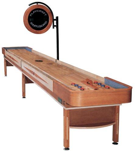 Playcraft Telluride Honey Shuffleboard Table 16