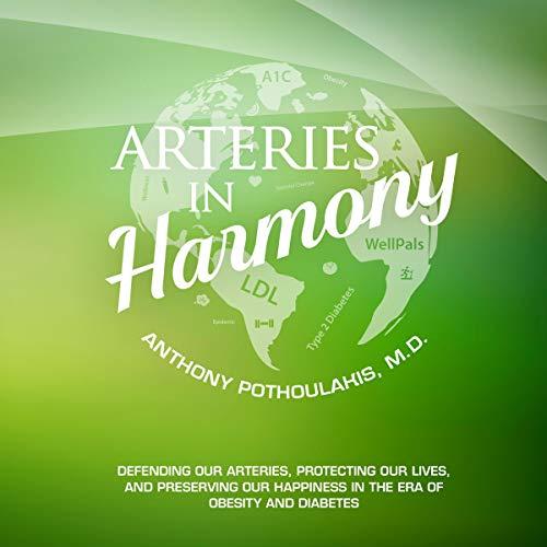 Arteries in Harmony audiobook cover art