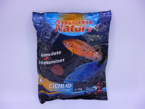 Aquatic Nature AFRICAN CICHLID EXCEL COLOR S 1 Kg