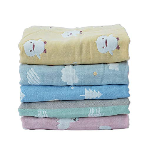 EMF 5G Anti-Radiation Protection Baby / Pregnancy Blanket by Safe & Cozy Essentials (Laughing Lamas)