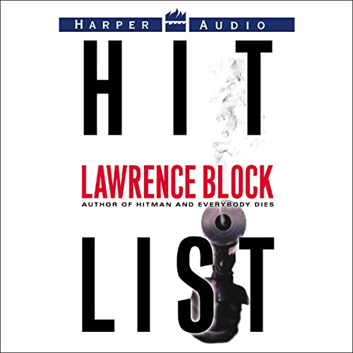 Hit List audiobook cover art