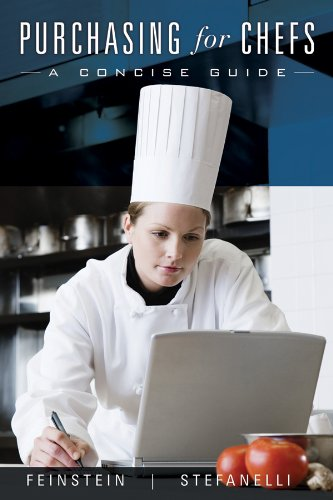 Compare Textbook Prices for Purchasing for Chefs: A Concise Guide 2 Edition ISBN 8580000687828 by Feinstein, Andrew H.,Stefanelli, John M.
