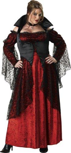 Vampirbraut Kostüm - Large