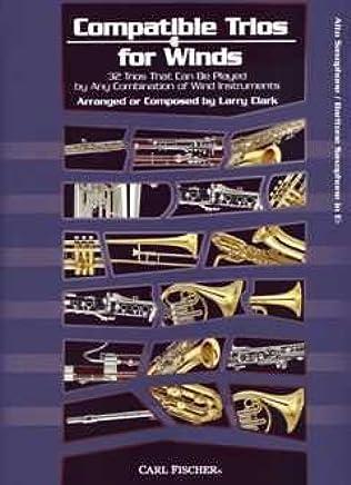 Larry Clark: Compatible Duets for Winds–alto Saxophone/Baritone Saxophone