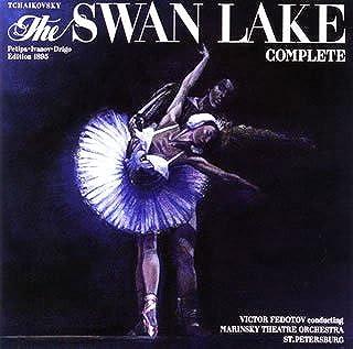 チャイコフスキー:「白鳥の湖」全曲 プティパ=イワノフ=ドリゴ 1895版