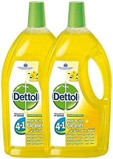 Dettol Mac Lemon 900 Ml, 2 Pieces