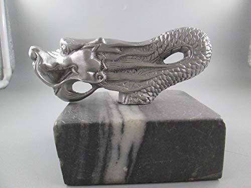 Chinese Flying Dragon Asian Car Hood Ornament