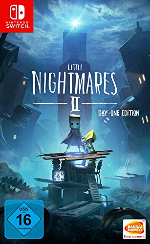 Little Nightmares II - Day 1 Edition - [Nintendo Switch]