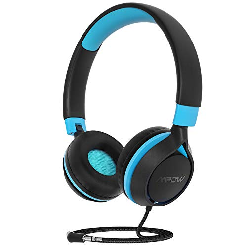 Mpow CHE1 Kids Headphones, Wired Headphones for Kids Teens,...