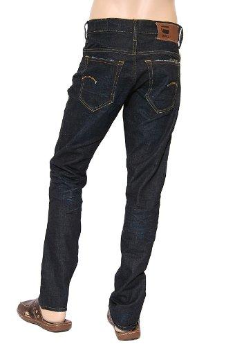 G-STAR RAW Mens 3301 Slim Jeans Art 50127.3141.1241 kruce Denim Color 3D Raw