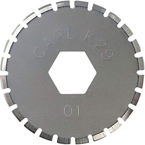 カール事務器 替刃 ディスクカッター ミシン目刃 1枚入り DCC-29
