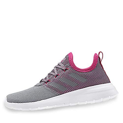adidas Unisex-Kinder Lite Racer Rbn K Fitnessschuhe, Mehrfarbig (Gritre/Gritre/Magrea 000), 37 1/3 EU