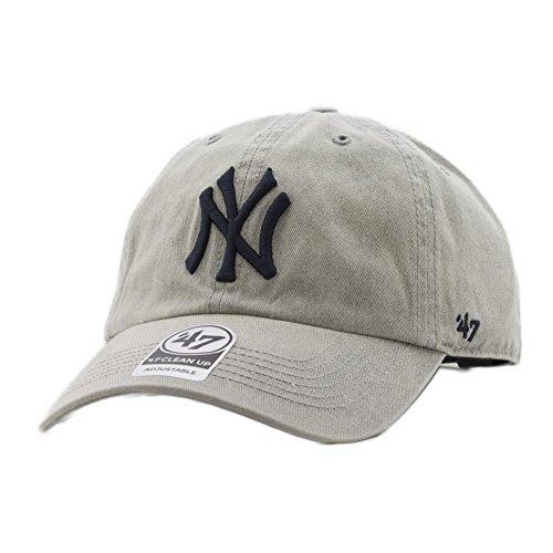 47 Brand MLB NY Yankees Cement Cap - Gray
