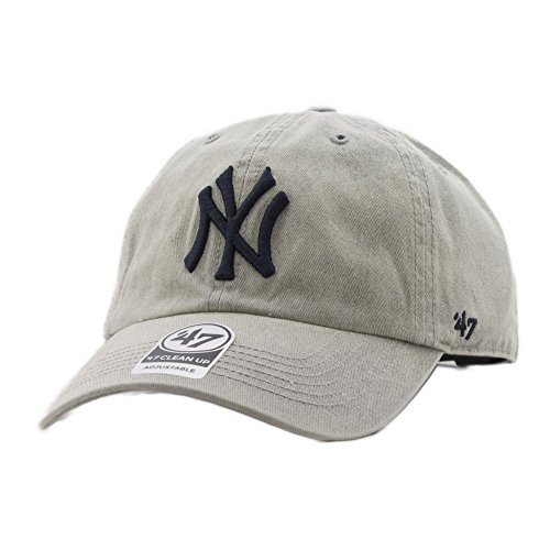 47 Brand MLB NY Yankees Cement Cap - Gray
