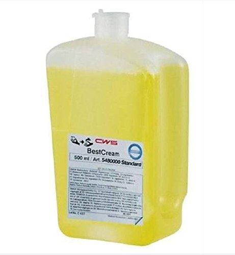 CWS BestCream Seifencreme Standard 12 x 500 ml