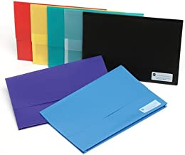 Marbig Polypick Foolscap Document Wallet Pack of 1