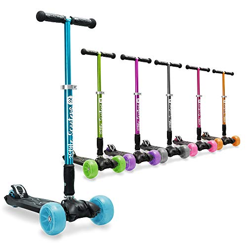 3StyleScooters® RGS-3 Big Kids Three Wheel Kick Scooter - Perfect for Children Aged 7+ And...