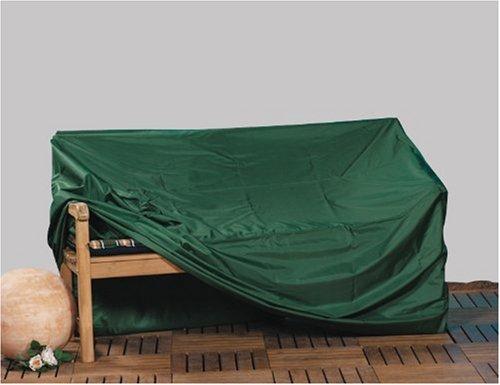 Fun Star Premium Housse pour Banc de Jardin Polyester Vert