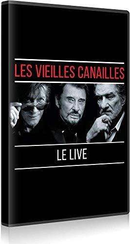 Les Vieilles Canailles - DVD Live