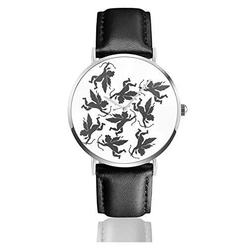 Orologio da Polso al Wrist Watch Analogue Quarzo con Cinturino in PU Watches Eros, Angelo, Amore