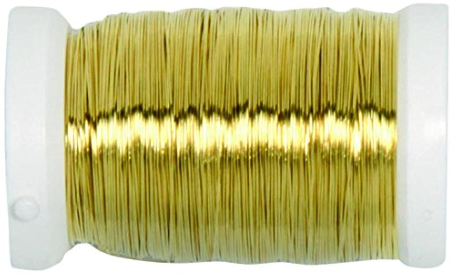 Glorex Brass Wire, Brass, 3?x 8.6?x 3?cm