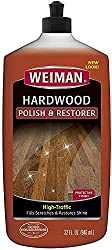 Weiman High-Traffic Hardwood Floor Restorer & Polisher-27 Ounces Review