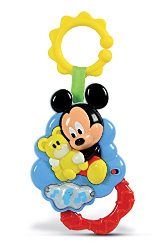 Clementoni - 14978 - Hochet électr. Nuage Baby Mickey - Disney - Premier age