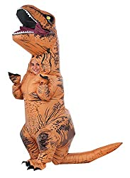 Jurassic World T-Rex Inflatable Costume