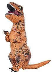 1. Rubies Child's The Original Inflatable Dinosaur Costume