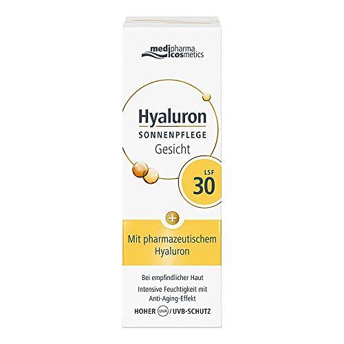 HYALURON SONNENPFLEGE Gesicht Creme LSF 30 50 ml