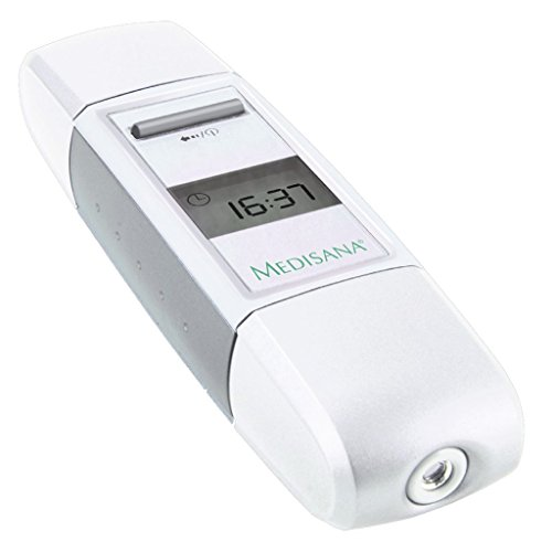 Medisana 99204 Digital Infrarot Thermometer, weiß