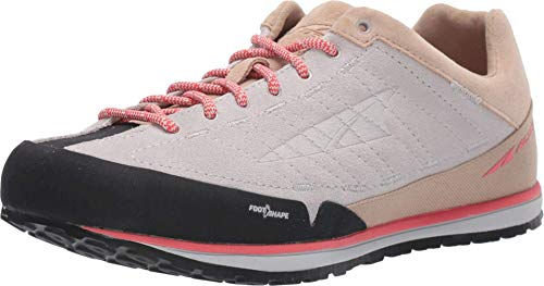 ALTRA Women's ALW1965F Grafton Outdoor Running Shoe, Beige/Coral - 10 M US