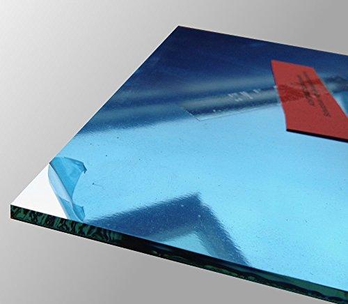 Umlenkspiegel, Glas Oberflächenspiegel für optische Anwendungen | 200 x 140 x 3 mm | Type ST-GS