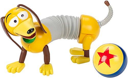 Mattel Toy Story Disney/Pixar 7' Posable Slinky Dog Basic Action Figure