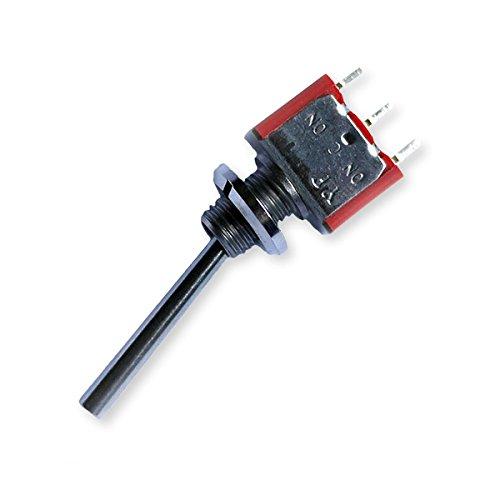 KINGDUO FrSky Taranis x9D Plus Q transmisor x7 3 posición Larga Interruptor de Palanca para RC Drone FPV Racing