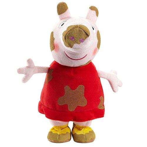 Peppa Pig Jumping In Muddy Pfützen Peppa