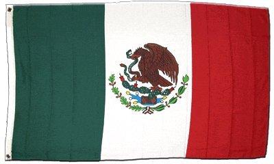XXL Flagge Fahne Mexiko 150 x 250 cm