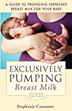 Product Image of the Exclusively Pumping Breast Milk: A Guide to Providing Expressed Breast Milk for...