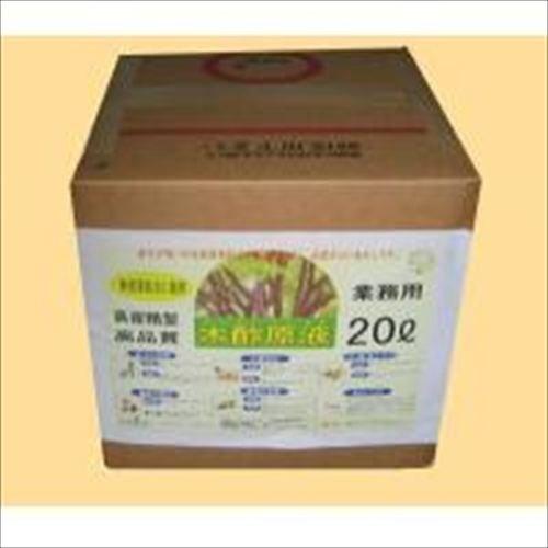 中島商事 トヨチュー 木酢原液 業務用 20L